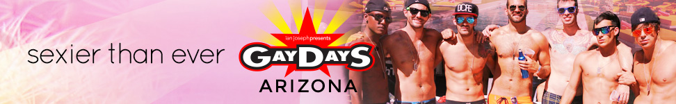 Gay Days Arizona - Lukas Magazine
